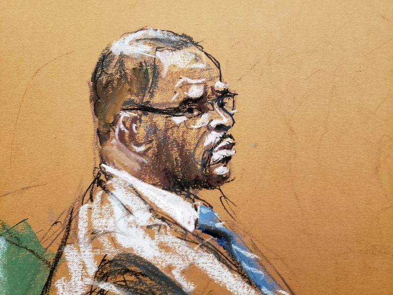 R. Kelly accuser tells of singer's violence, control