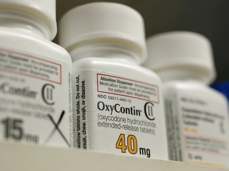 Purdue Pharma judge says Sacklers face 'substantial risk' of liability