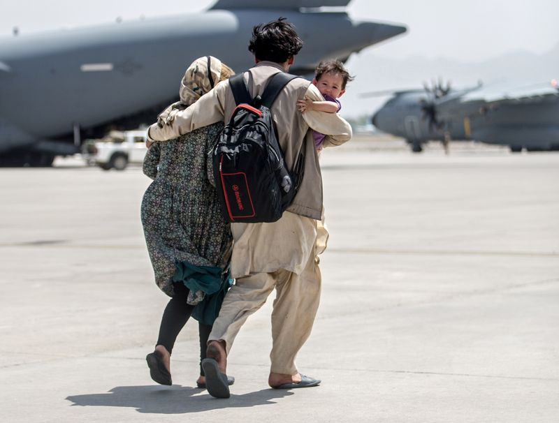 U.S. scrambles to complete Afghanistan pullout as threat of attacks rises