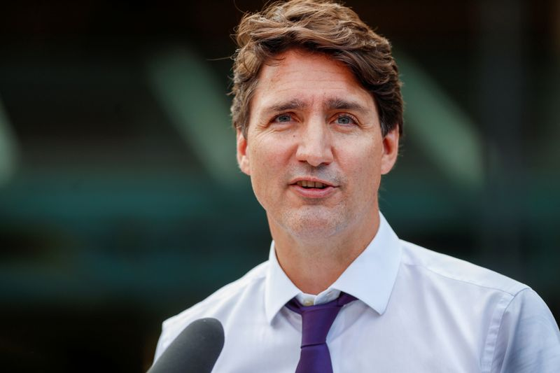 Canada's Trudeau goes big on housing policy to woo back voters