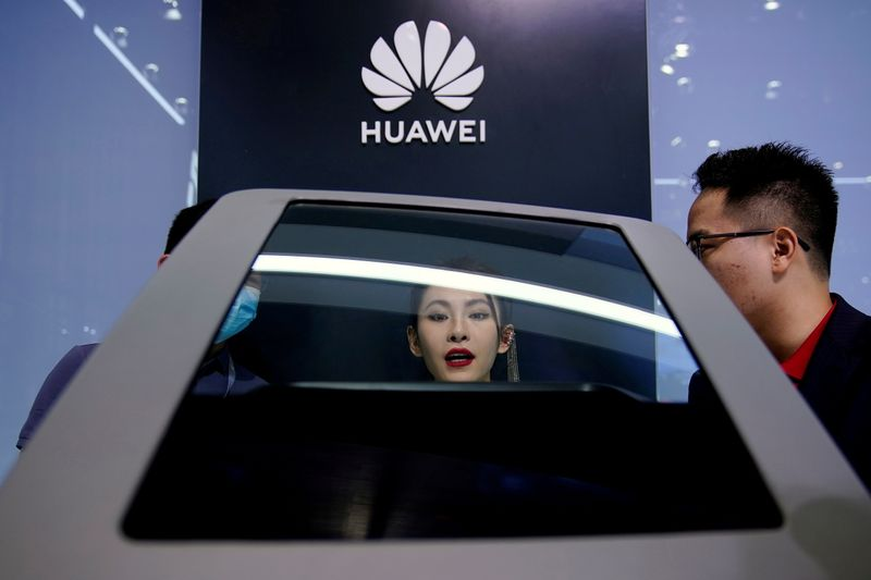 Exclusive-Huawei gets U.S. approvals to buy auto chips, sparking blow back