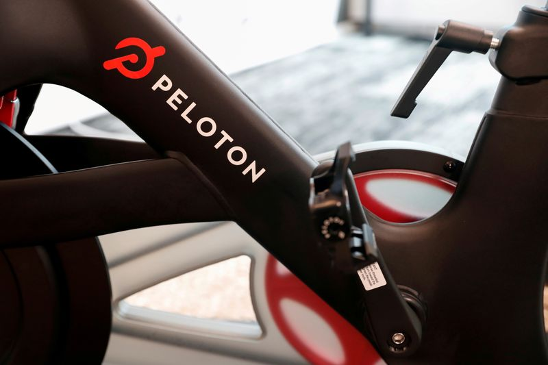 Peloton faces pandemic uncertainties as it launches latest treadmill in U.S By Reuters