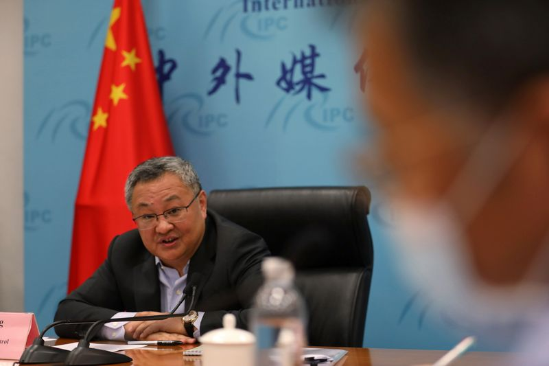 China criticises U.S. 'scapegoating' as COVID origin report to be released