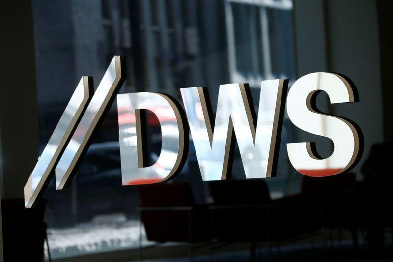 U.S. probes Deutsche Bank's DWS over sustainability claims -WSJ