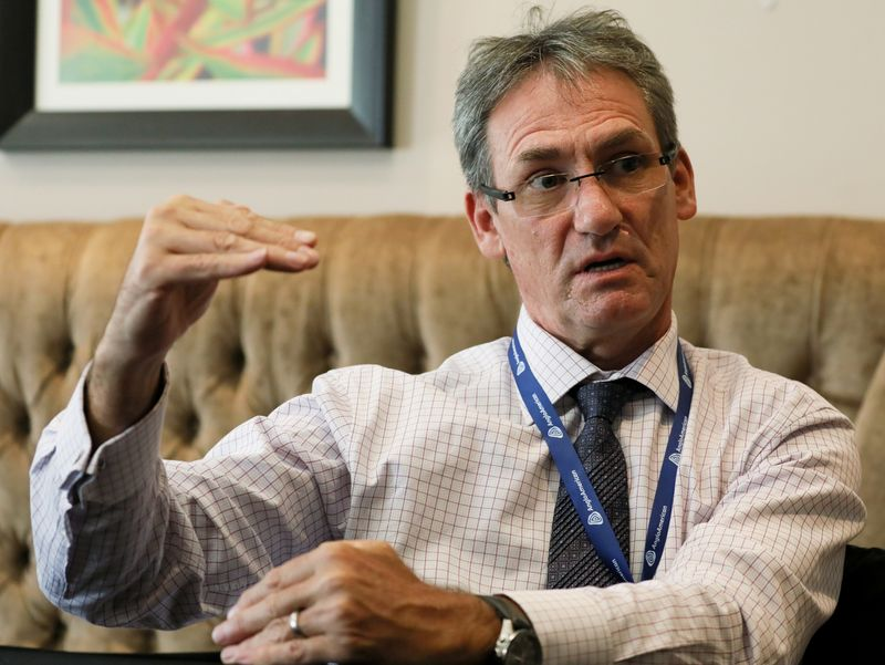 South Africa domicile is not main reason for Gold Fields' share discount -- CEO