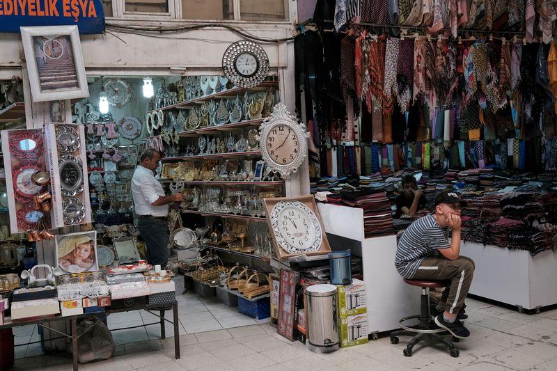 In Turkey's borderlands, fleeing Afghans get frosty welcome