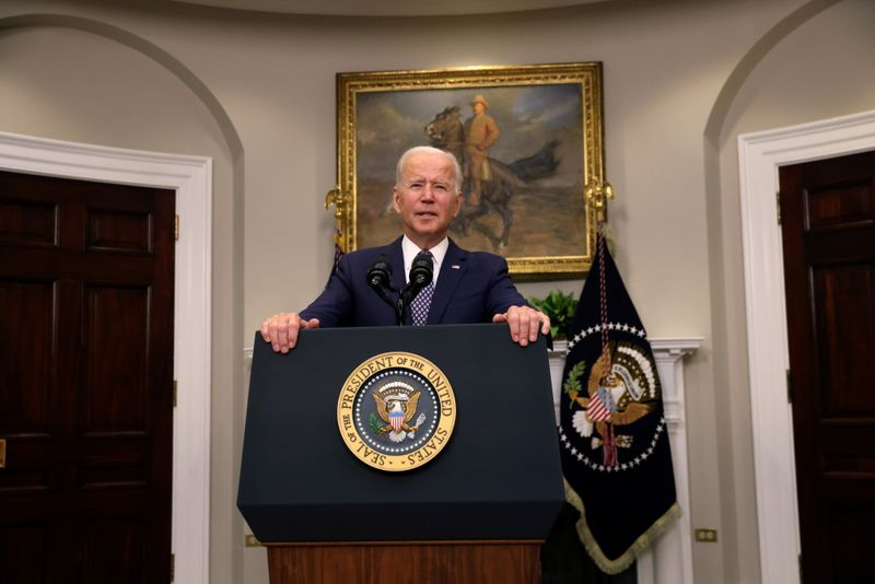 U.S. military deaths in Afghanistan are nightmare scenario for Biden