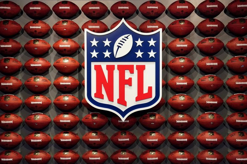 NFL-League wants COVID-19 vaccine mandate, as players' vaccination rate hits 93%