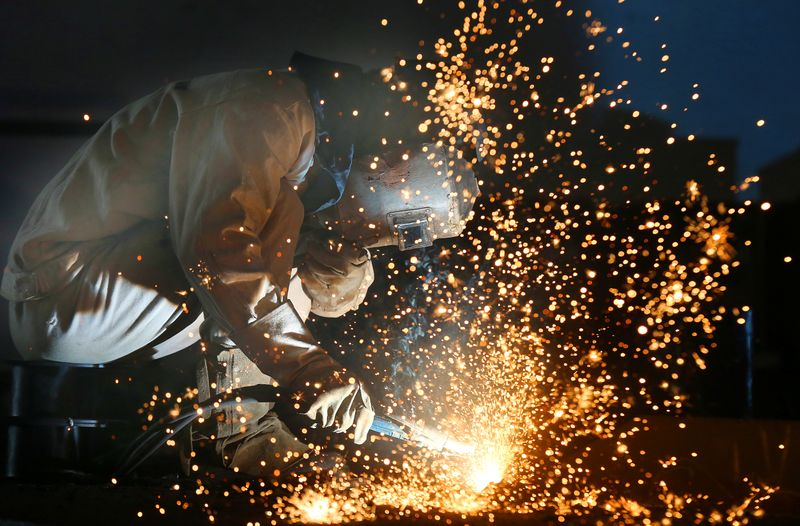 Slowing China industrial profit growth bolsters policy support hopes By Reuters