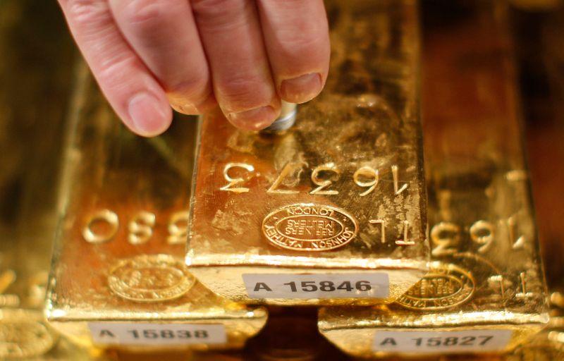 Oro sube después de que Powell no señalara cronograma de reducción gradual estímulos