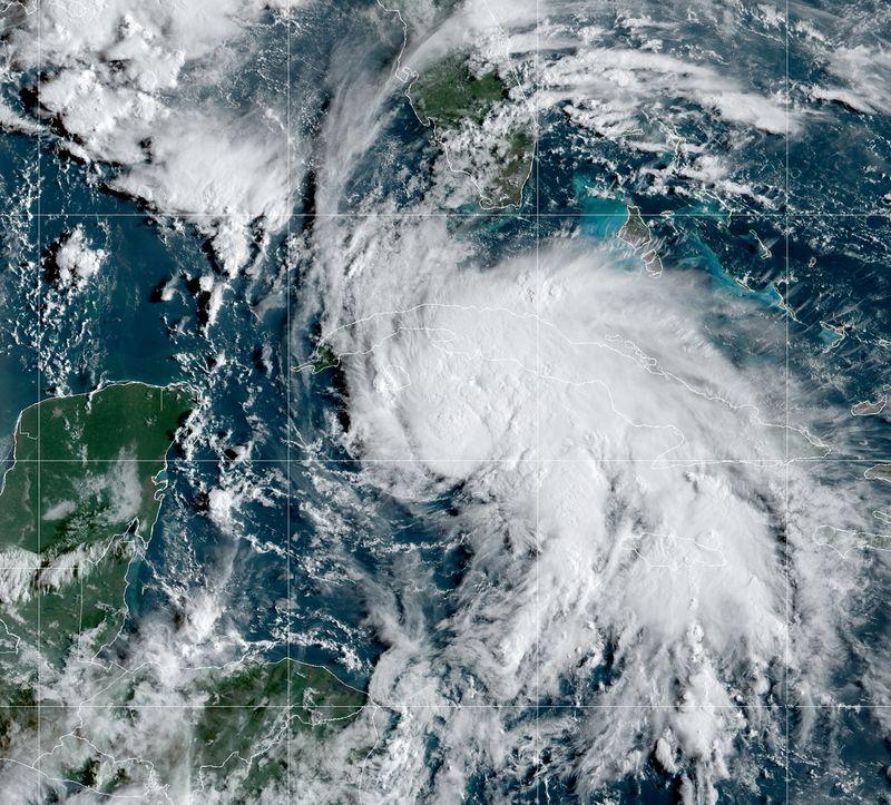 U.S. Gulf Coast braces for Category 4 landfall of Hurricane Ida after Cuba takes hit