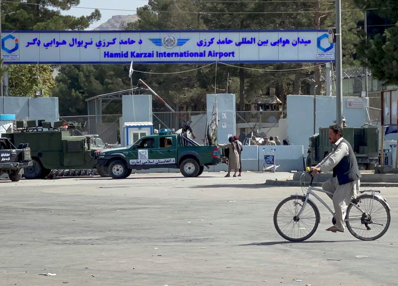 Pentagon says Kabul attack carried out by one suicide bomber