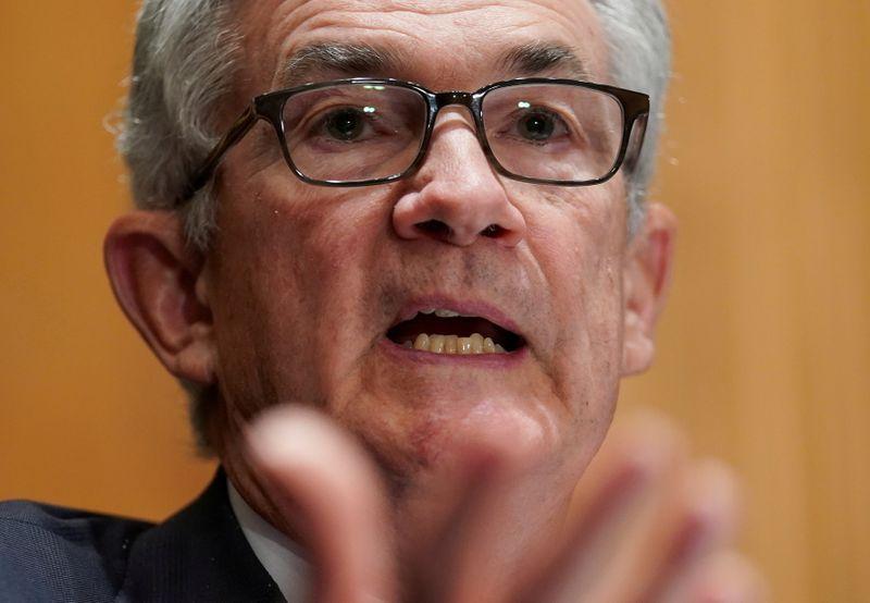 Fed, Powell non offre lumi su inizio tapering, valuta rischi variante Delta
