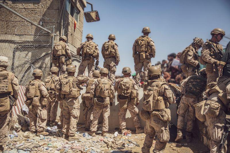 U.S. troop strength in Kabul falls below 4,000-official