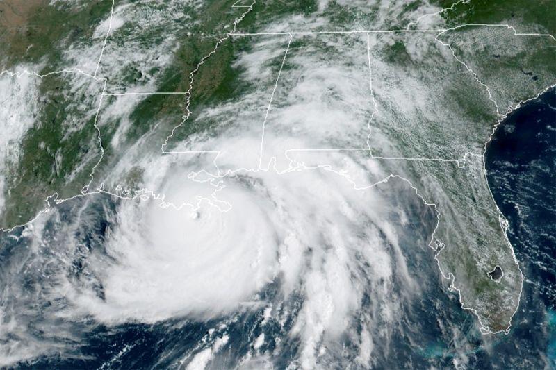 Hurricane Ida slams critical U.S. oil port as it makes landfall