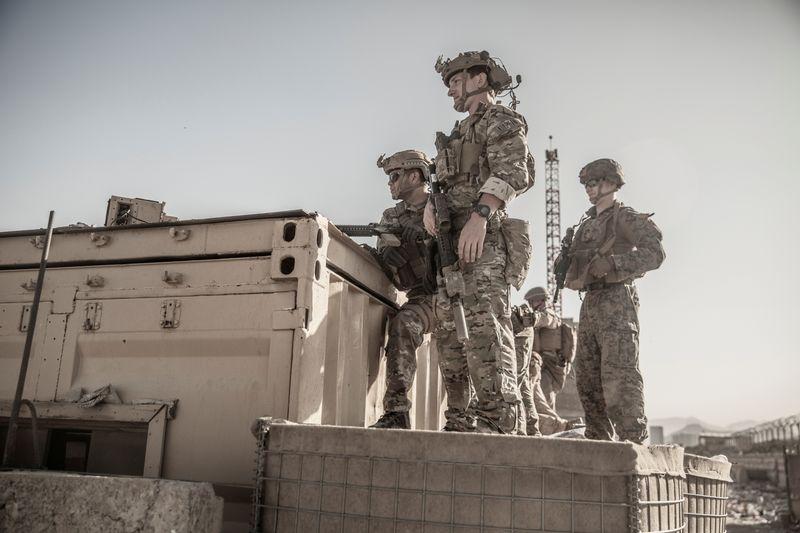Rockets target U.S. troops as Afghanistan withdrawal enters final stage