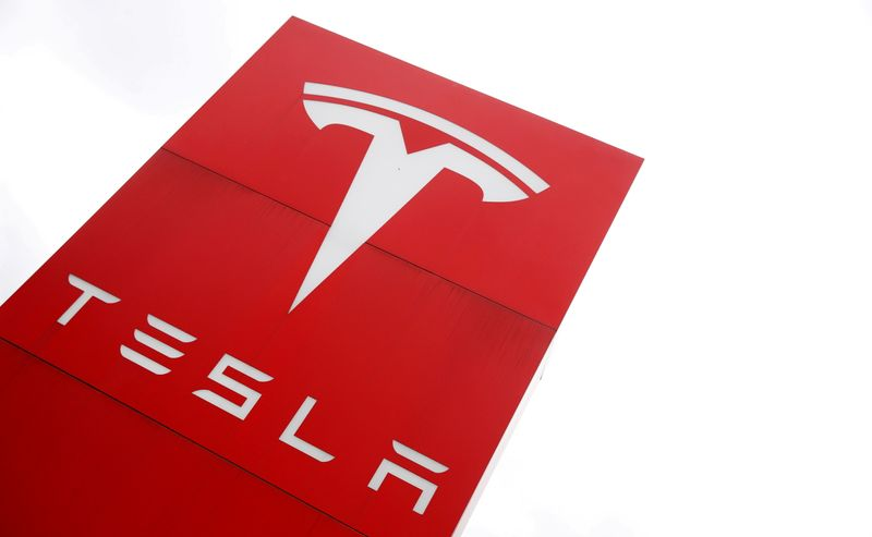 Indian auto parts makers' shares gain on report of talks with Tesla