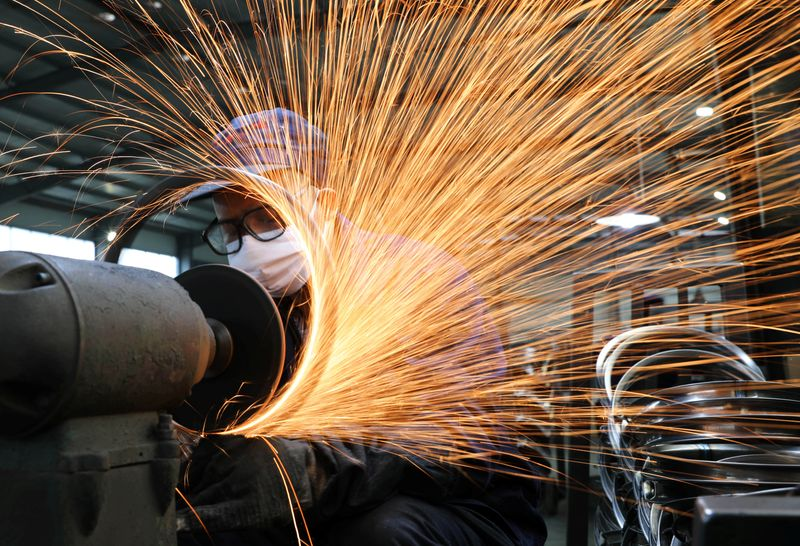 China's economy under pressure as factory activity slows in Aug, services contract