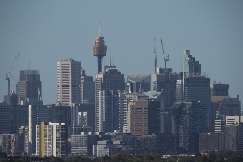 Australia government spending binge may help dodge recession