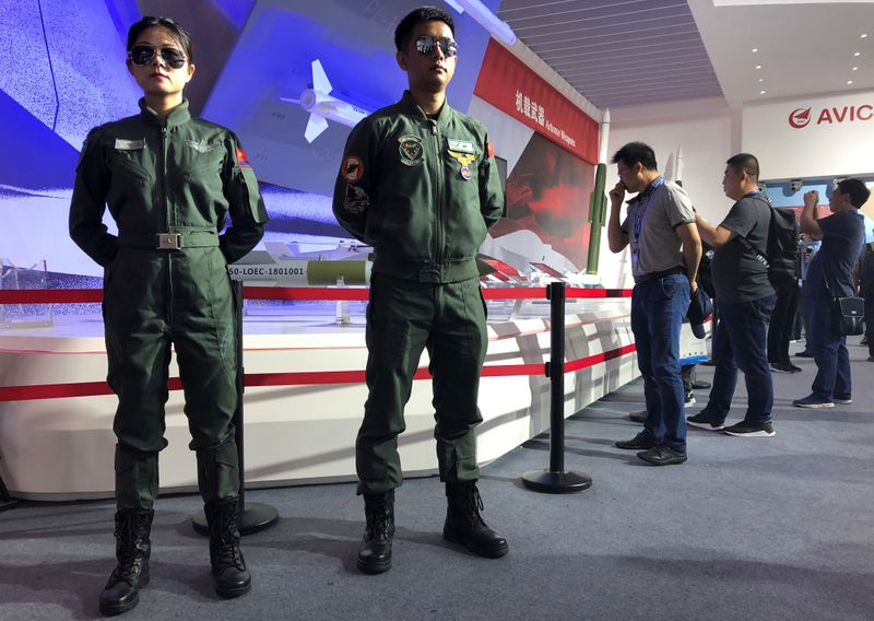 China's biggest air show to highlight homegrown technology