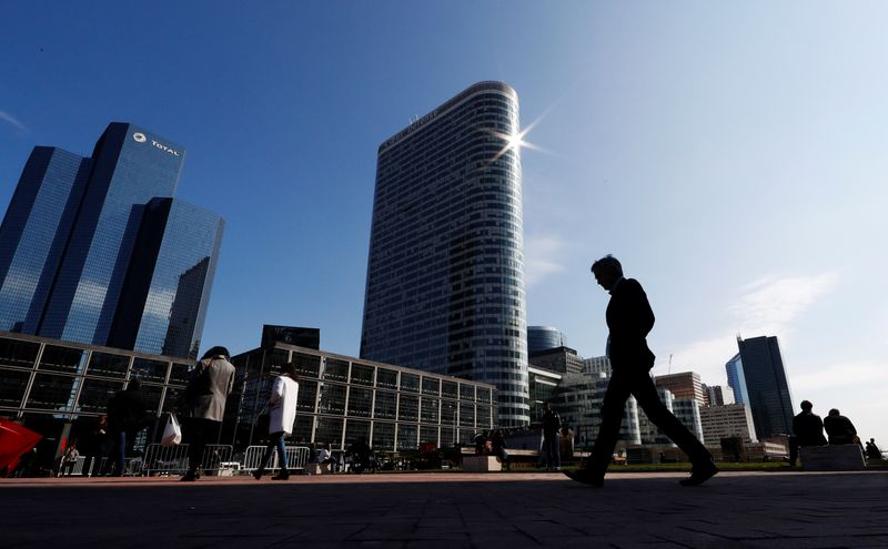 French Q2 growth revised up to 1.1%