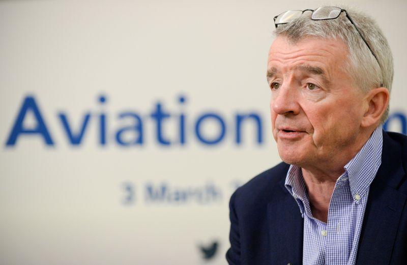 Ryanair pressures Boeing on MAX price, says 2021 order unlikely