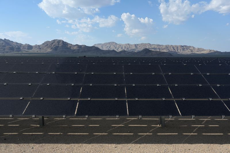 Exclusive-Biden administration aims to cut costs for solar, wind projects on public land