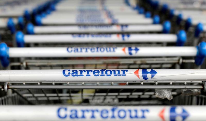 Acache Group commence à vendre 5,7% du capital de Carrefour, France