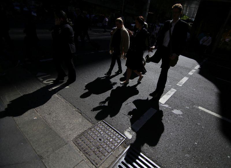 Australia's economy slowed in Q2 ahead of lockdown downturn