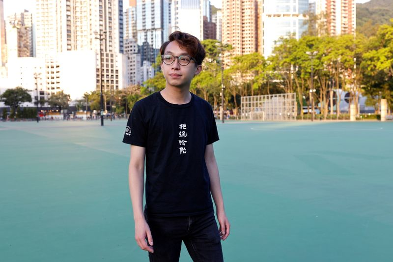 Hong Kong activists jailed for illegal assembly in 2019 protests