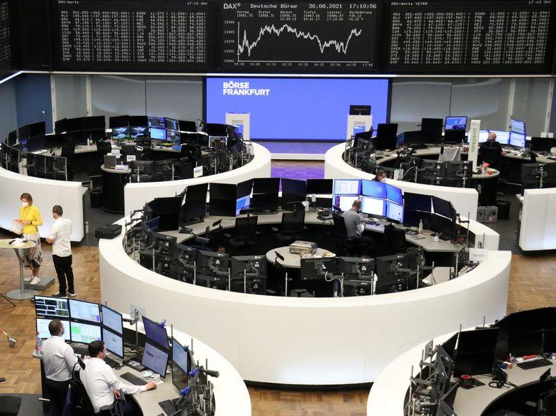European stocks make strong start to September, record high in sight