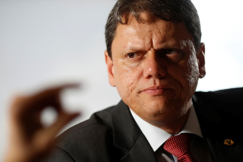 Após MP das Ferrovias, Tarcísio conversa com senadores sobre acordo para projeto de marco legal