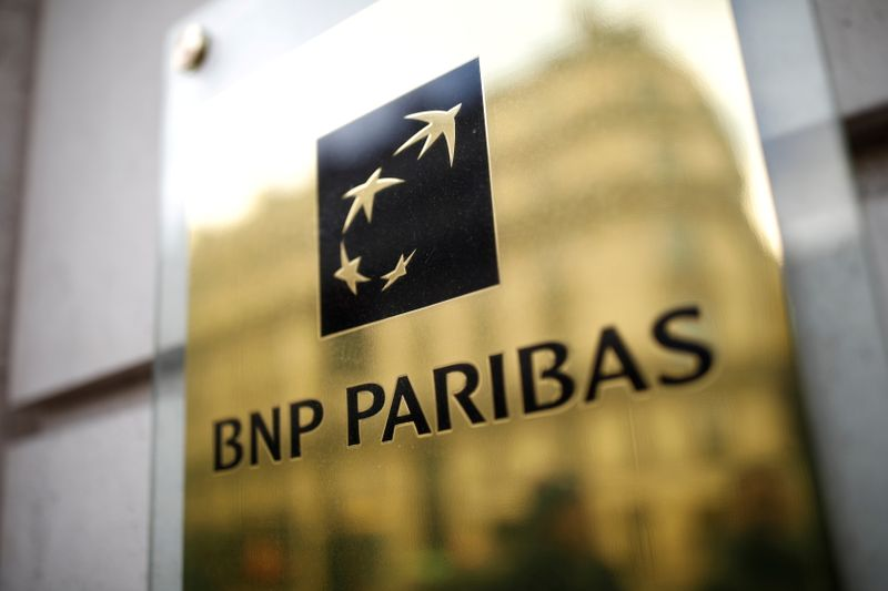 BNP Paribas in wealth management JV talks with China's AgBank -sources