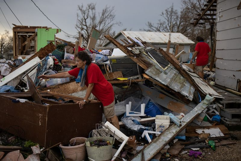 First Katrina and now Ida: Some residents think about giving up