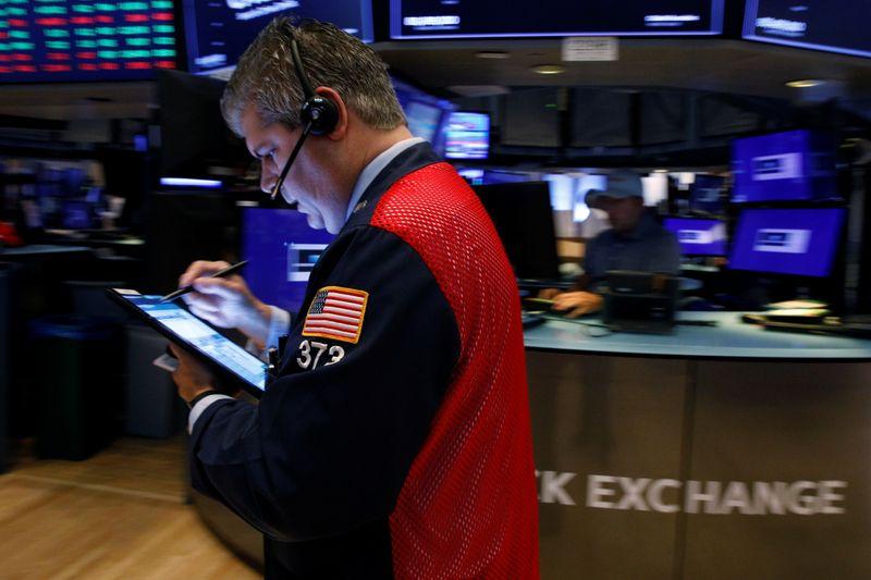 Акции технологических и энергетических компаний привели S&P 500 к рекордному пику