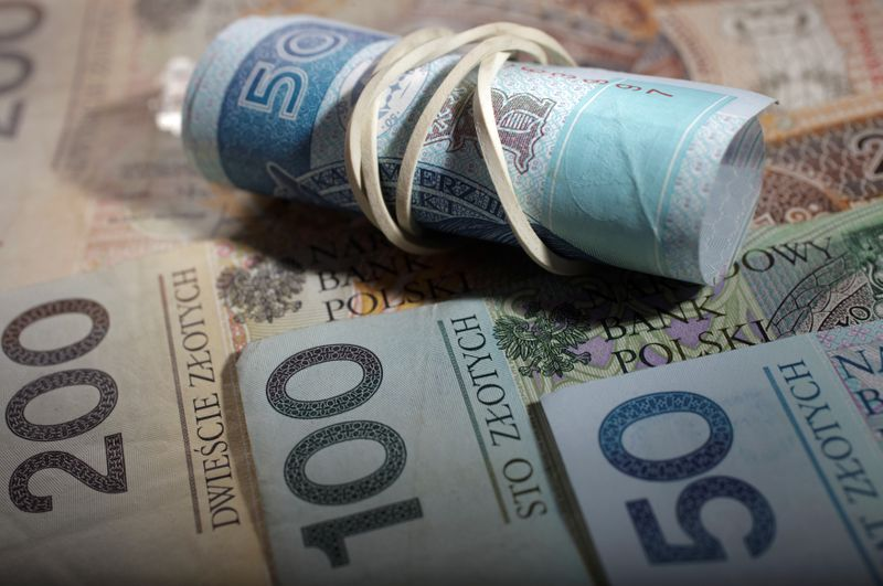 Zloty set to pace FX gains with rate hike back in sight- Reuters poll