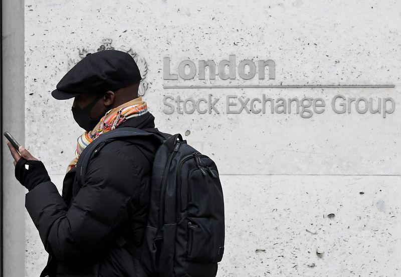 Energy, pharma stocks drag FTSE 100 lower; dismal service activity data