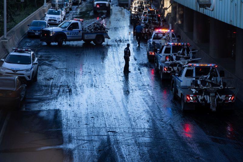 Usa, piogge record per uragano Ida, almeno 44 morti in 4 Stati