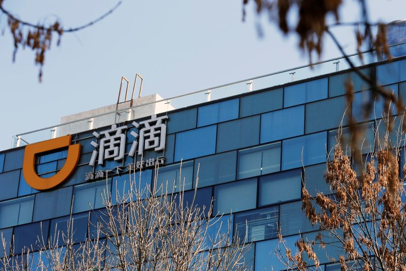 Beijing city looks to take Didi under state control, Bloomberg News reports