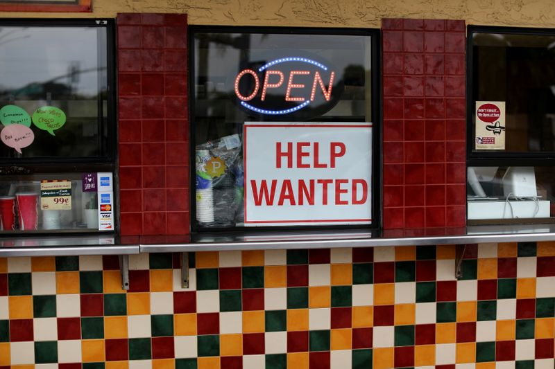 As U.S. unemployment benefits end, firms hope for a wave of applicants