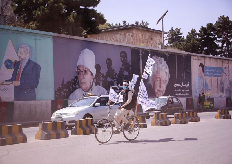 Analysis-Afghan Taliban victory brings new challenge: governing a country in crisis