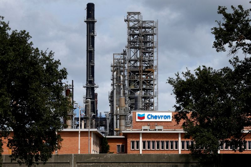 Chevron braces for activist challenge; meets Engine No.1 representatives- WSJ