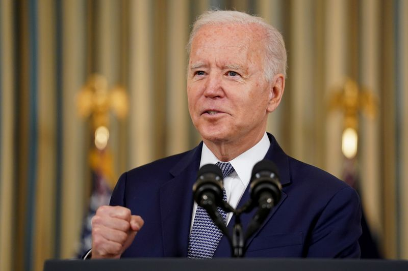Biden orders declassification reviews of documents related to Sept. 11 attacks