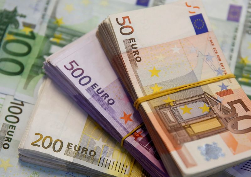 Euro junk bond yields below inflation for first time