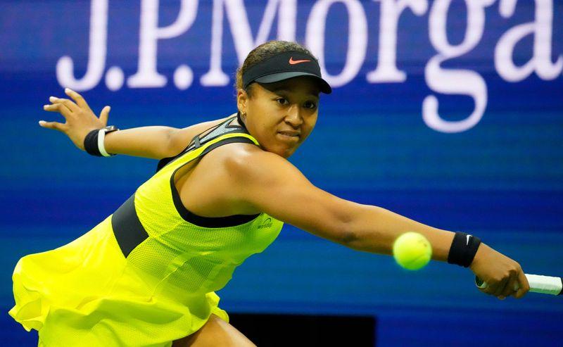 Tennis-Osaka suffers shock loss in U.S. Open, plans to take break from the sport