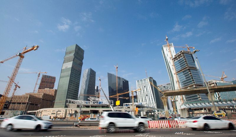 Saudi non-oil sector expansion loses momentum in August - PMI