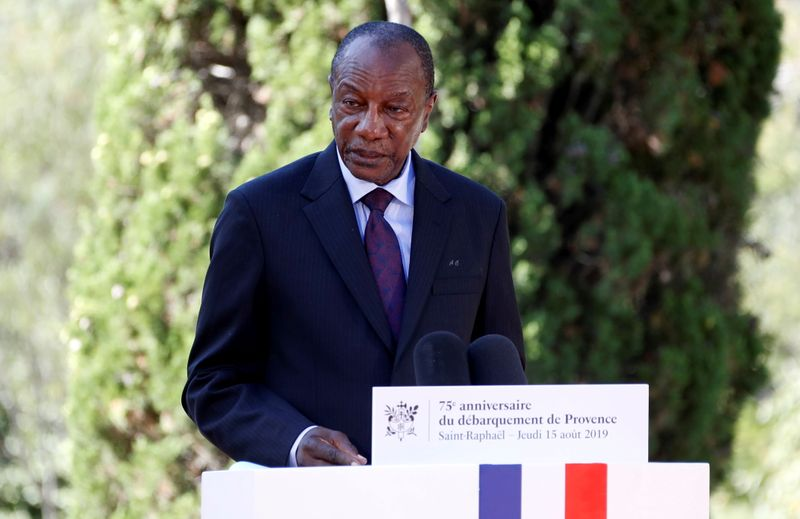 Newsmaker: Toppled Conde failed to live up to pledges in Guinea