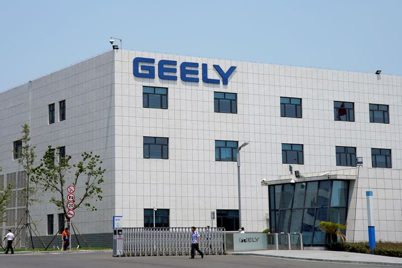 Chinese automaker Geely hires former Bentley design chief