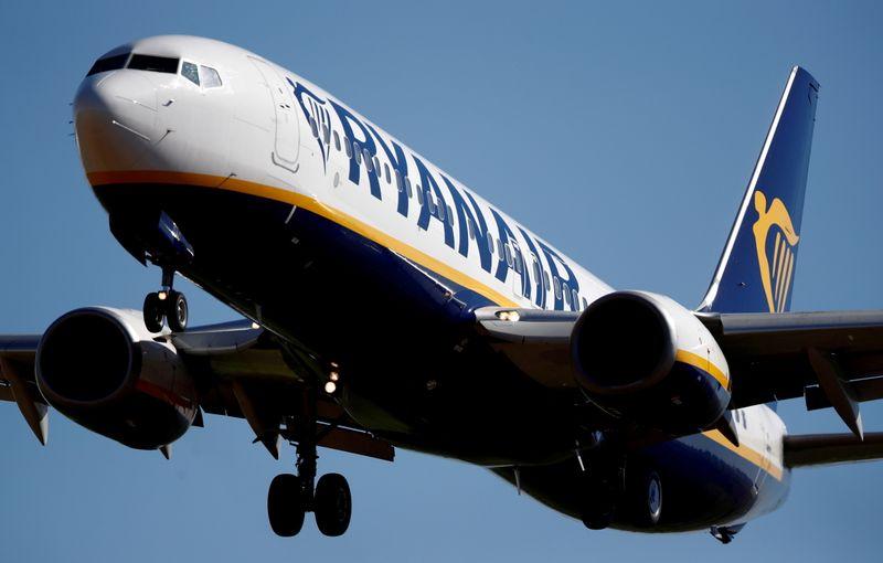 Ryanair ends jet order talks with Boeing amid price dispute