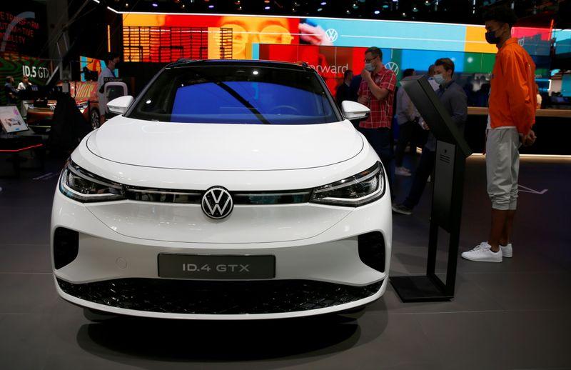 Volkswagen brand sticks to margin target despite chip crunch